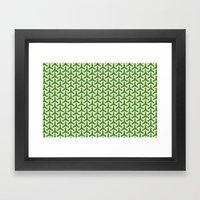 HollyLuck Framed Art Print