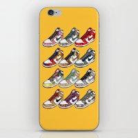 Them Dunks iPhone & iPod Skin