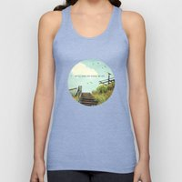 The Lost Cloud Unisex Tank Top