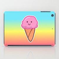 Ice Cream  iPad Case