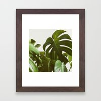 Verdure #5 Framed Art Print