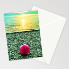 On the Beach Stationery Cards