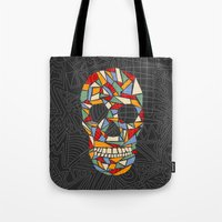 Shattered Daydream Tote Bag