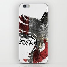 Flying Wind iPhone & iPod Skin