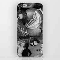 The Garden Of Earthly De… iPhone & iPod Skin