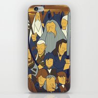 The Fellowship of the Ring iPhone & iPod Skin