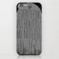 slaughterhouse V - everything was beautiful - vonnegut iPhone 6 Slim Case