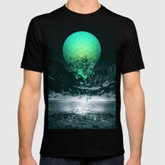 Fall To Pieces SMALL Mens Fitted Tee Black