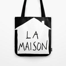 La maison Tote Bag