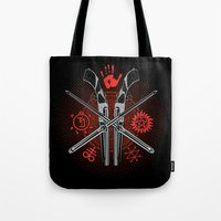 Perdition Tote Bag