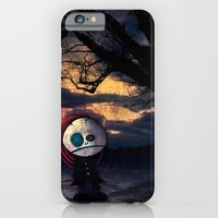 iPhone & iPod Case featuring Sadness Self by Shawn P Cowan