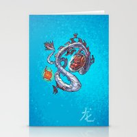 Astro Zodiac Force 05: D… Stationery Cards