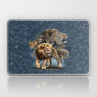 King Of The Jungle Laptop & iPad Skin