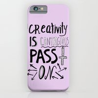 Creativity Is Contagious… iPhone 6 Slim Case