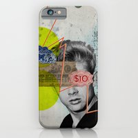 iPhone & iPod Case featuring Public Figures - James Dean by Elo Marc