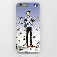 Paper Dart iPhone 6 Slim Case