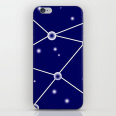 Constellations/Star Gazing iPhone & iPod Skin