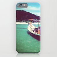 iPhone & iPod Case featuring Longboat, Thailand by istillshootfilm