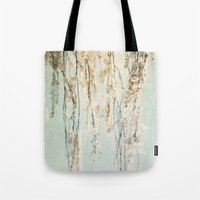 Old Town Blossoms Tote Bag