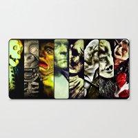 Monster Models 2013 Canvas Print