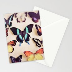 Butterfly Collection Stationery Cards
