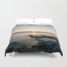 Sunrise I Duvet Cover