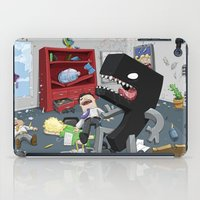Bad Comma iPad Case