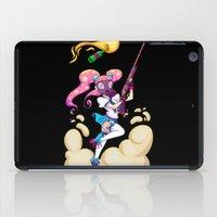 Riot Magical Girl iPad Case
