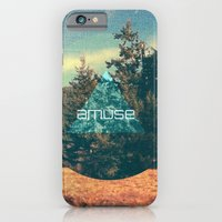 iPhone & iPod Case featuring Amuse by Nicholas Iza