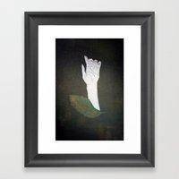 Growth I Framed Art Print