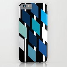 Diamond stripes iPhone 6 Slim Case