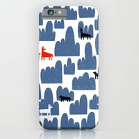 iPhone & iPod Case featuring Animal World by David Penela