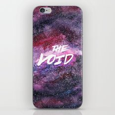 The Void iPhone & iPod Skin