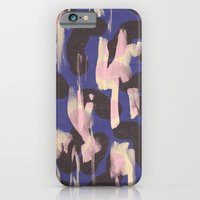 Paint Marks Camo Abstract Pattern iPhone 6 Slim Case