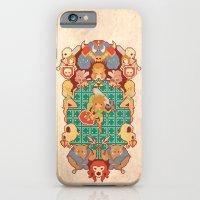 Past Legends iPhone 6 Slim Case