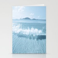 Clear Water Stationery Cards