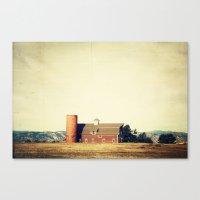 Open Spaces Canvas Print