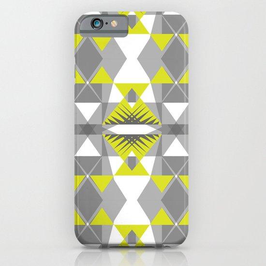 Neon threads iPhone & iPod Case