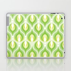 Green Dew Drops Laptop & iPad Skin