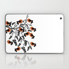orange birds Laptop & iPad Skin