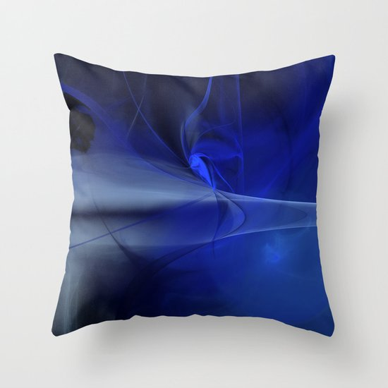 From The shadows to the Light Throw Pillow