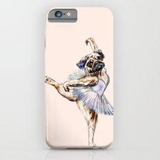 Pug Ballerina in Dog Ballet | Swan Lake  Slim Case iPhone 6s
