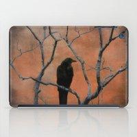 Nature Blackbird iPad Case