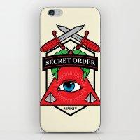 Secret Order iPhone & iPod Skin