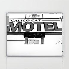 Cool cat motel Laptop & iPad Skin