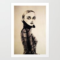 Past Future Art Print