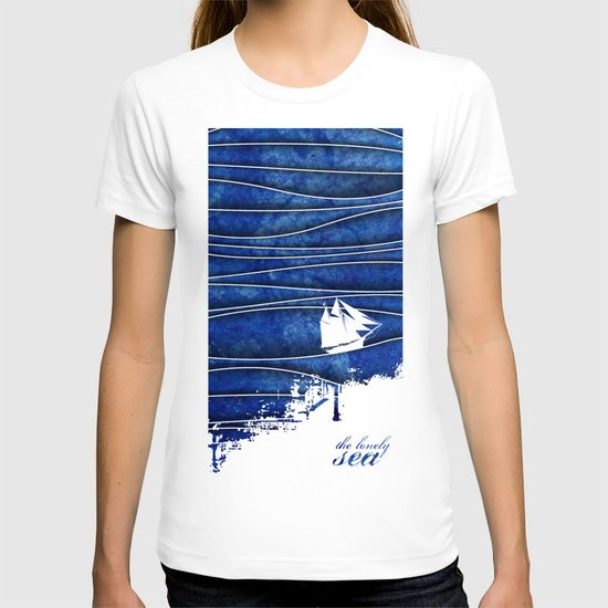 The Lonely Sea T-shirt