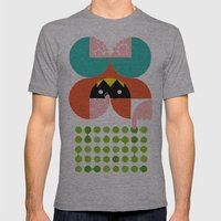 A Factory into my Nose Mens Fitted Tee Athletic Grey SMALL