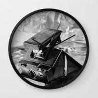 Polaroid SX-70 Wall Clock