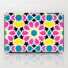 Arabesque CMYK iPad Case